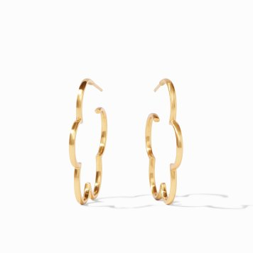 Gardenia_Smooth_Hoop_Medium_Gold